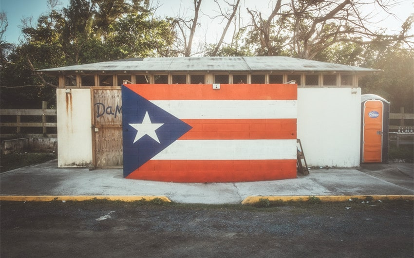 is puerto rico part of the united states