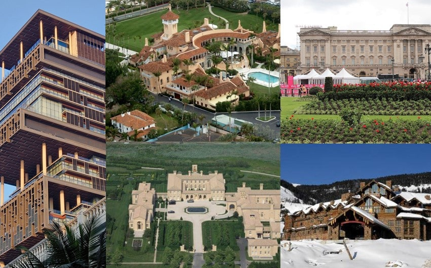 most expensive houses in the world